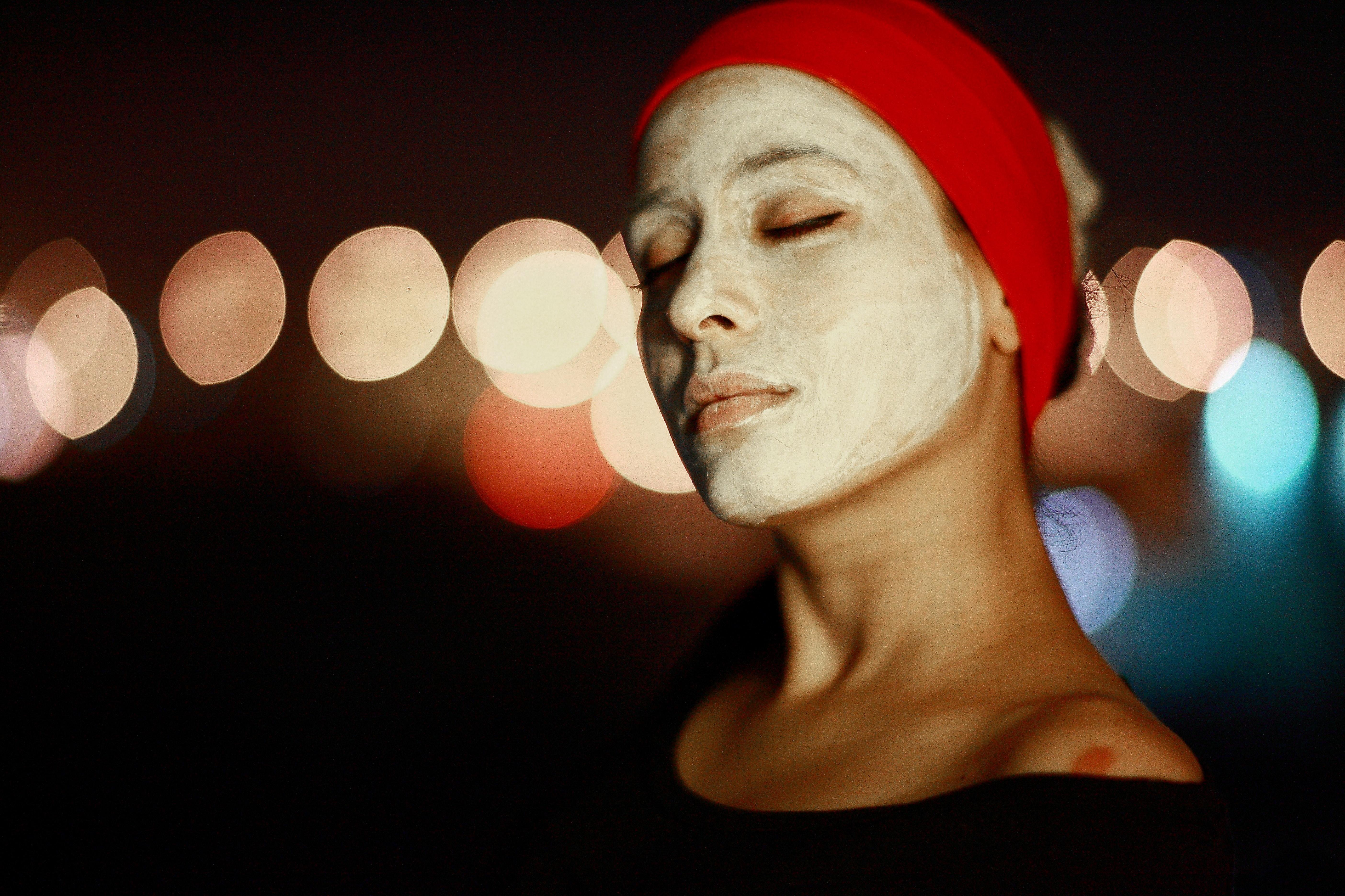 Badeolie og ansigtsscrub i 100 % naturlig kvalitet