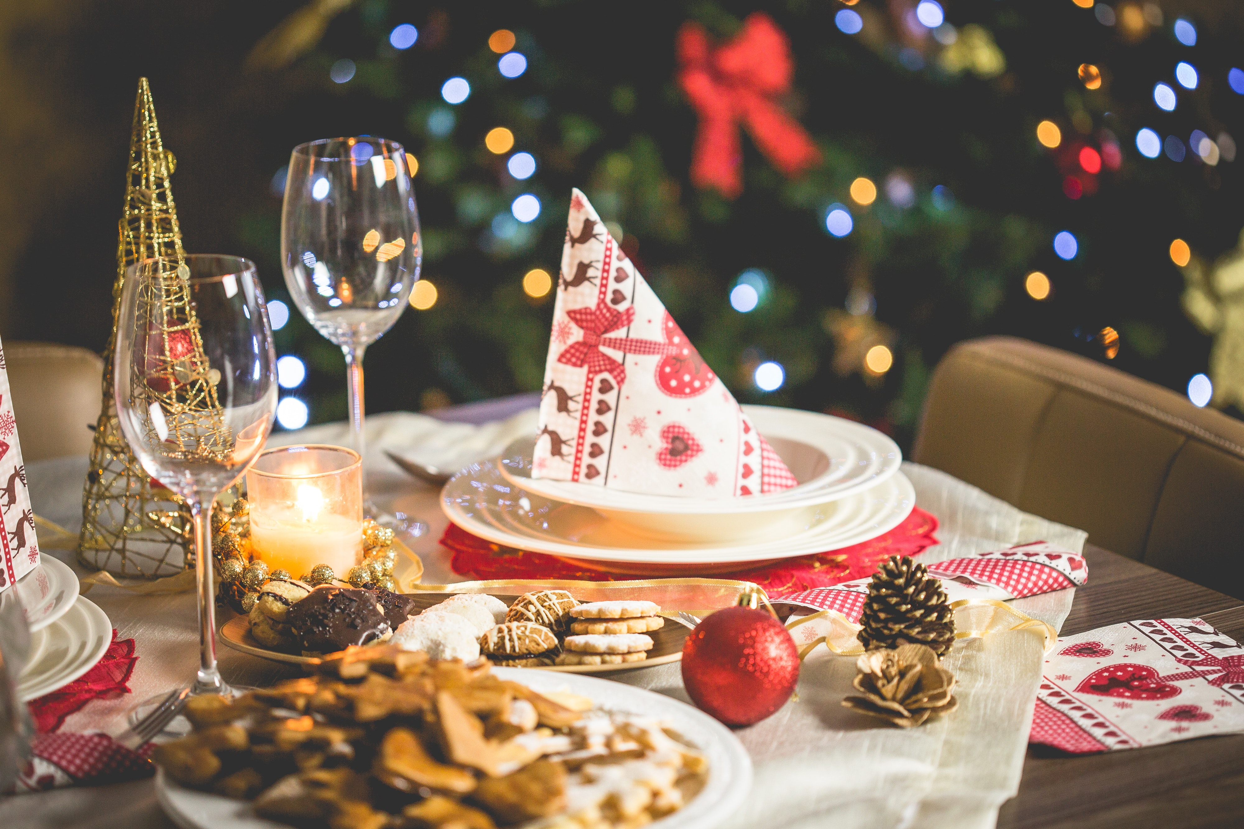 Mad til julefrokost og frokostordning i hovedstaden