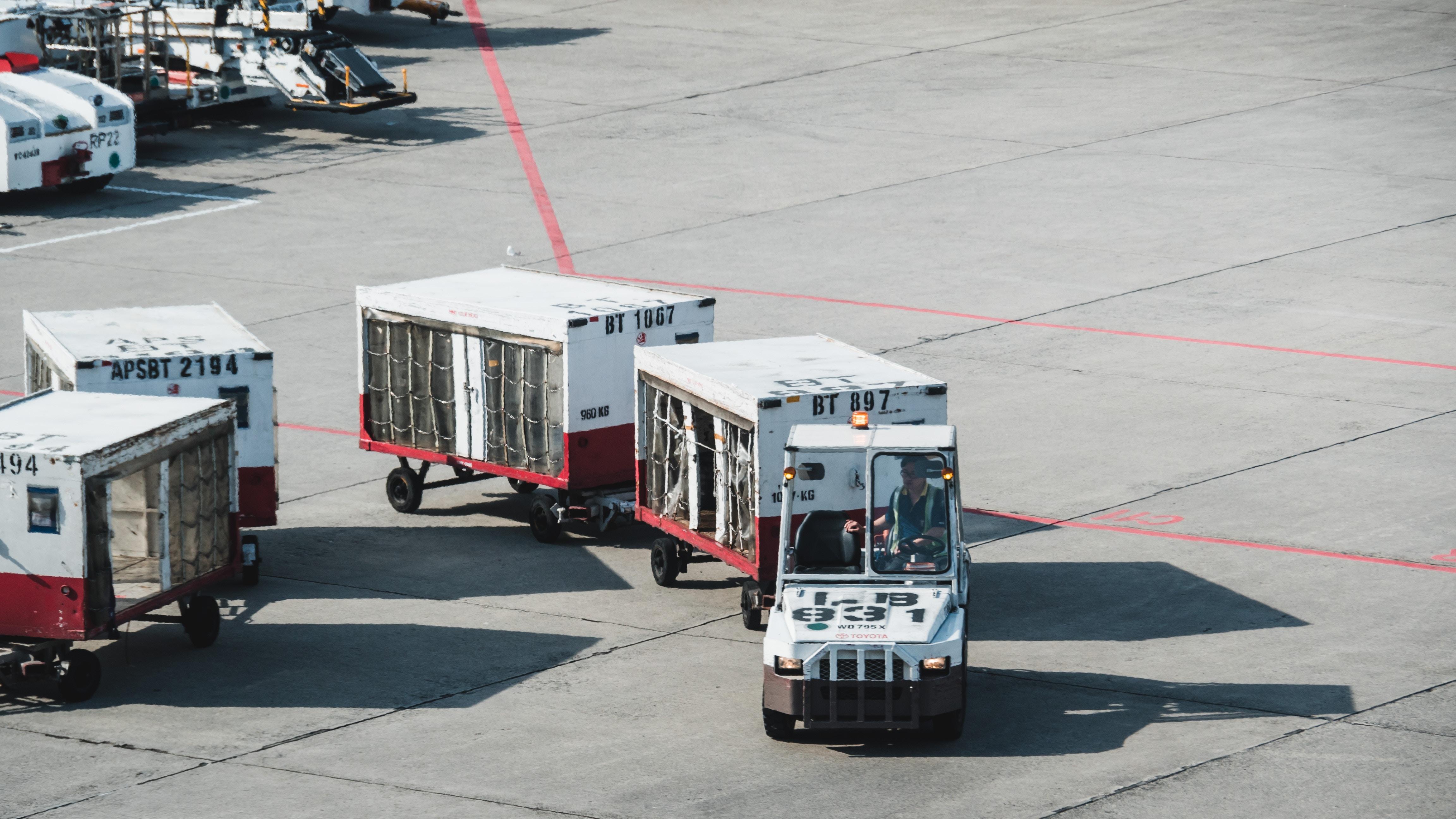Alt fra en ladtrailer til en cargo trailer kan købes hos Trailergaarden Gantrup
